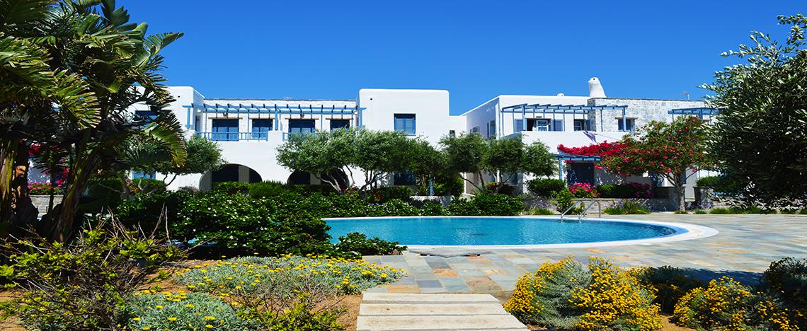 2 居公寓  at 帕罗斯岛