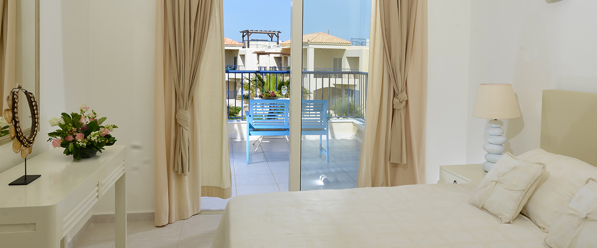 Aphrodite Beachfront 2 bedroom Apartment  at Малеме -  Крит
