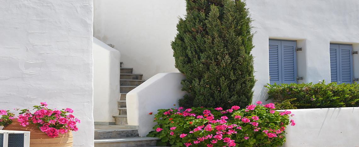 Таунхаус с 2 спальней  at Парос