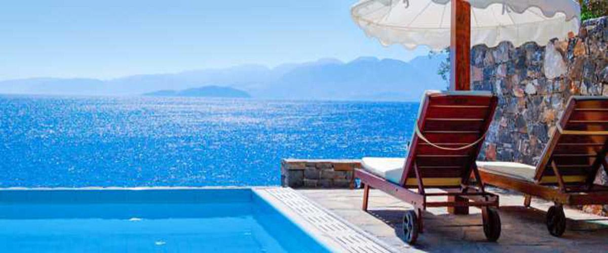 Aegean Blue Apartments Апартаменты с 2 спальнями