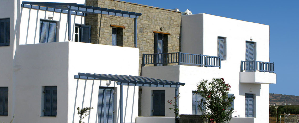 1 bedroom Townhouse   at Paros