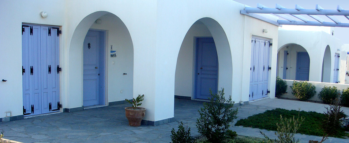 2 + 1 bedroom Villa  at Monolithos - Santorini