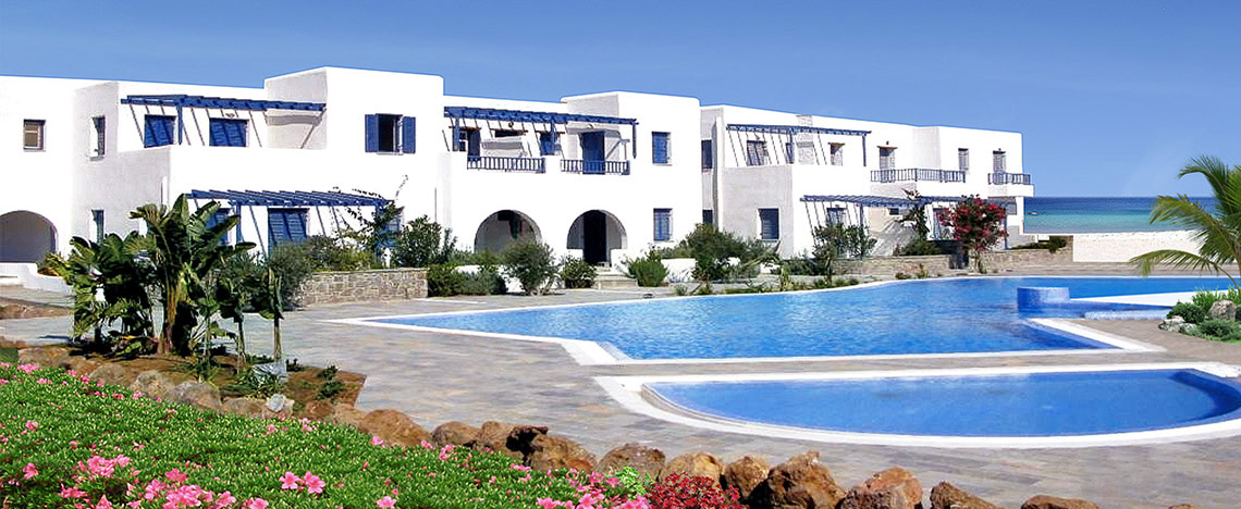 1 bedroom Apartment   at Paros