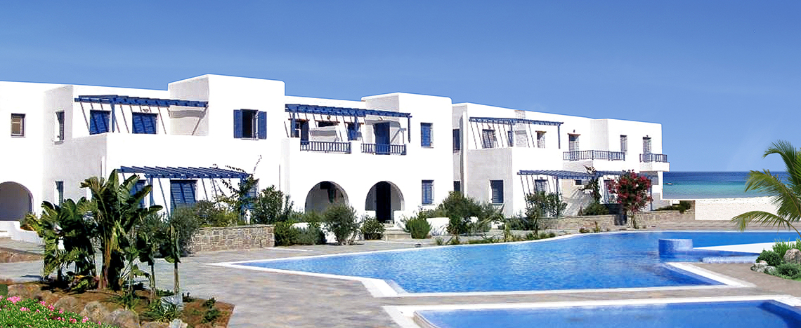 2 bedroom Apartment   at Paros
